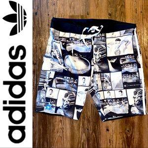 Adidas J Grant Brittain BoardShorts 36